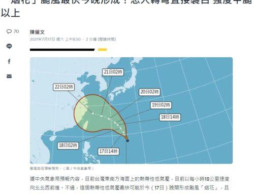 台灣有撓場護體